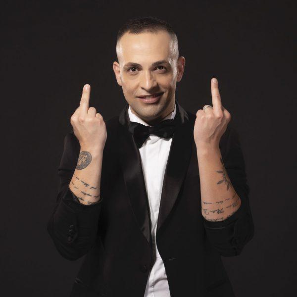 italian operatic pop singer :Omar Bresciani